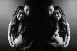 Couple maternity photography