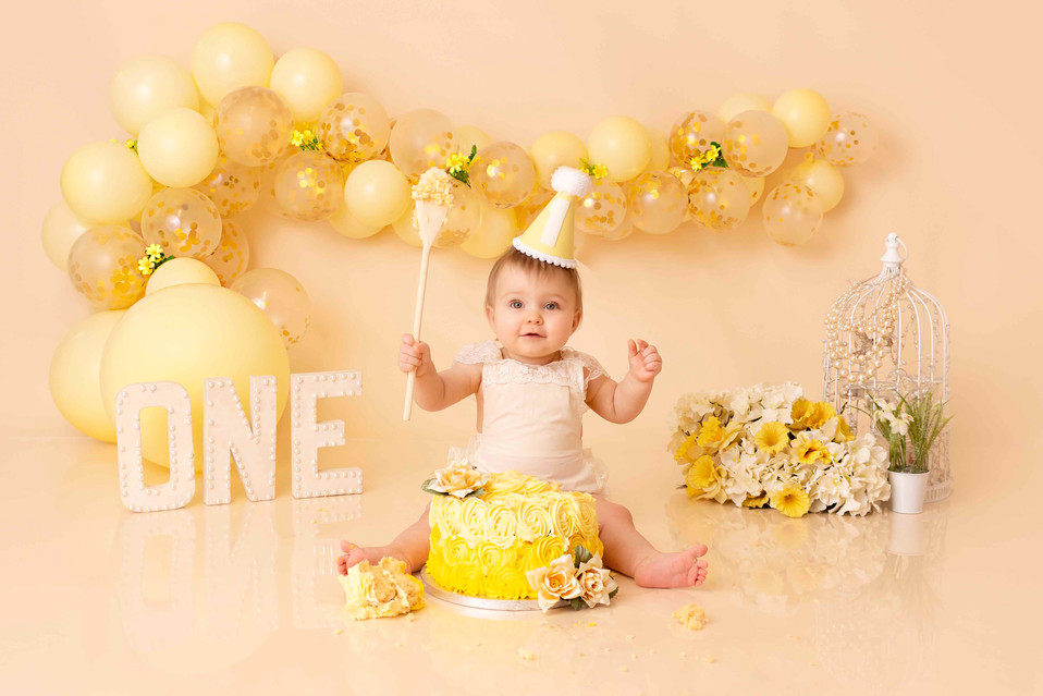 cake smash photography horwich