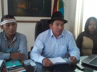 Marcharán por las principales ciudades de Ecuador