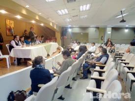 Suspenden audiencia de consulta prelegislativa sobre Ley de Tierras