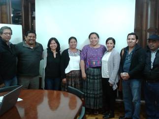 ENI Guatemala visita Ecuador