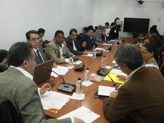 Tierras, semillas y aguas, temas que prioriza la Comisión de Soberanía Alimentaria