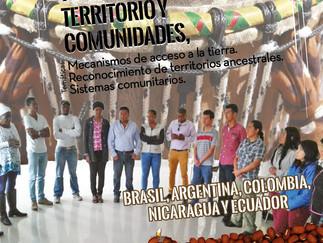 Segundo Seminario Internacional Tierra, Territorios y Comunidades. 16-17 Agosto de 2018.