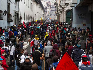 Propuesta al país delParlamento de los Pueblos, Organizaciones y Colectivos del Ecuador