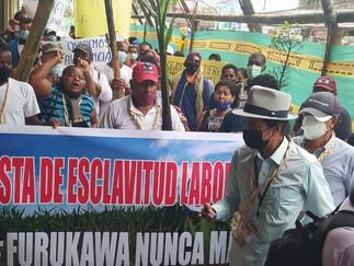 """ENI Ecuador y los """"amigos de la corte"""" en el Caso Furukawa"""