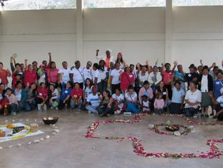 I encuentro de mujeres de los Territorios Ancestrales Kayambi y Afroecuatoriano de Imbabura y Carchi