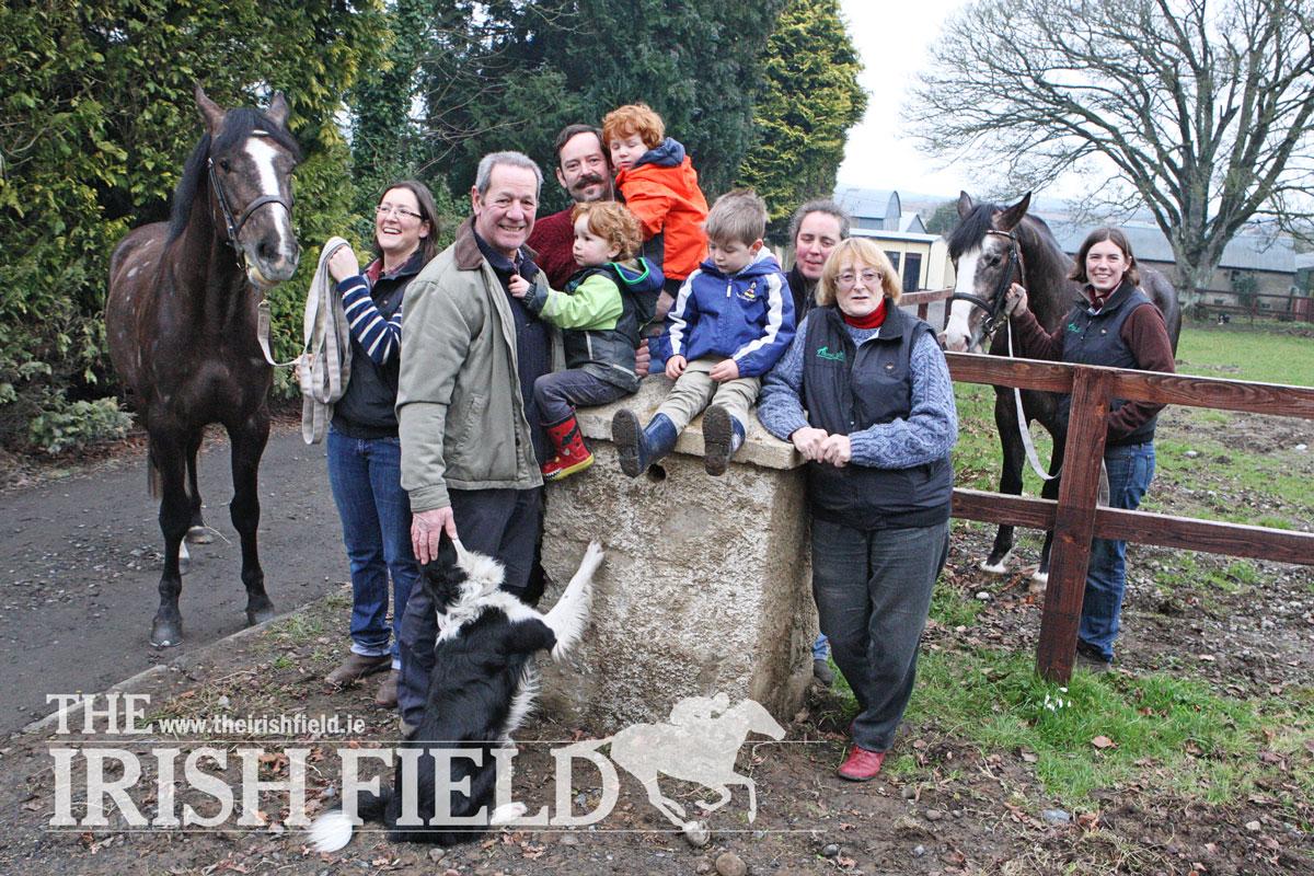 Hartwell Stud & McCann family