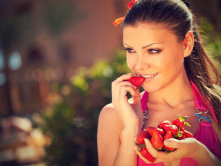 Les vertus de la fraise pour votre santé