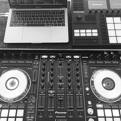 Getting ready for summer gigs #mixing #d