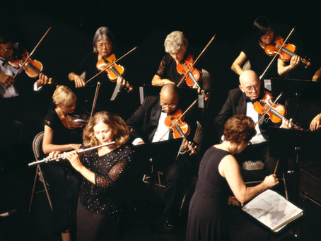 Tallahassee Events: The University Philharmonia Concert