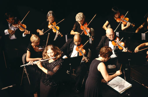 Ochestra v akci