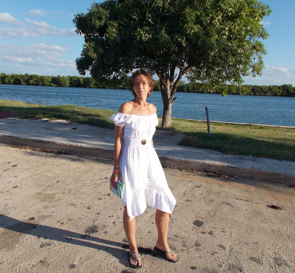 Оксана Пашина - Куба, Варадеро
