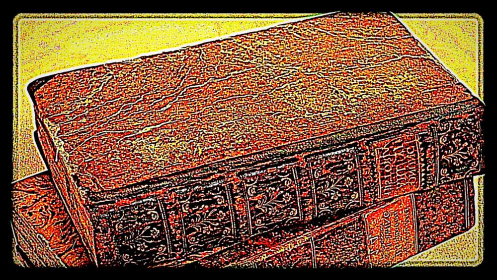 Антикварные книги на иностранных языках