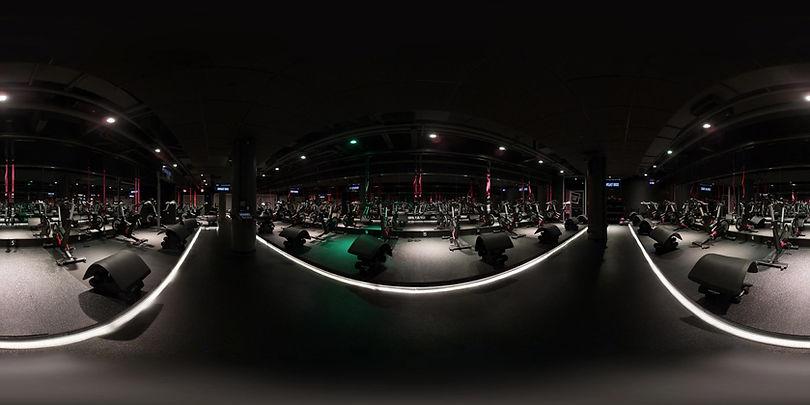 Real Tours 3D Virtual Tours - Vida Fitness DC