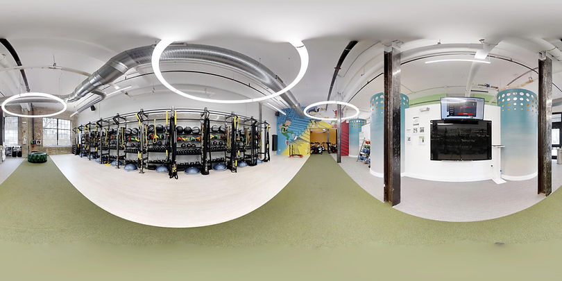 Real Tours 3D Virtual Tours - Mint Gym DC