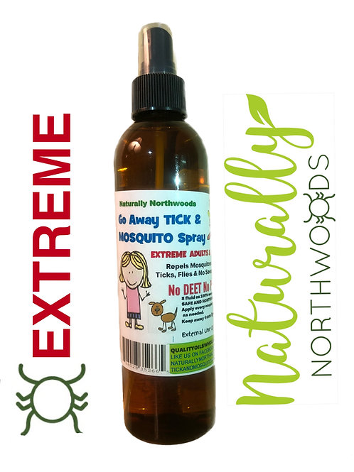 8oz Extreme Spray