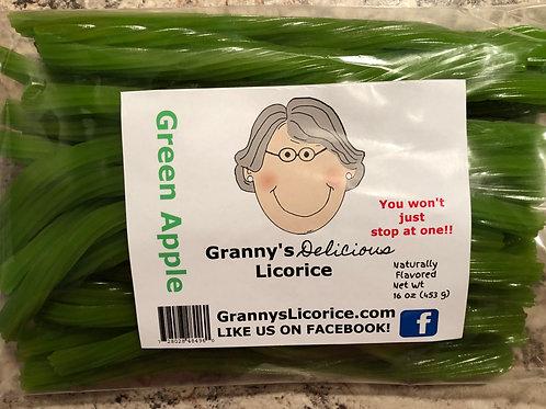 Green Apple Licorice