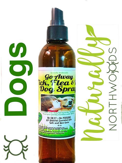 8 oz Dog Spray