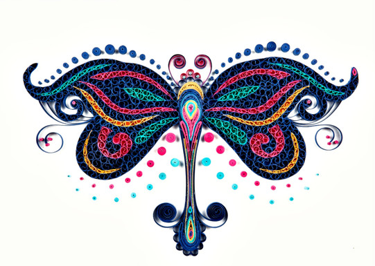 Silvia the dragonfly