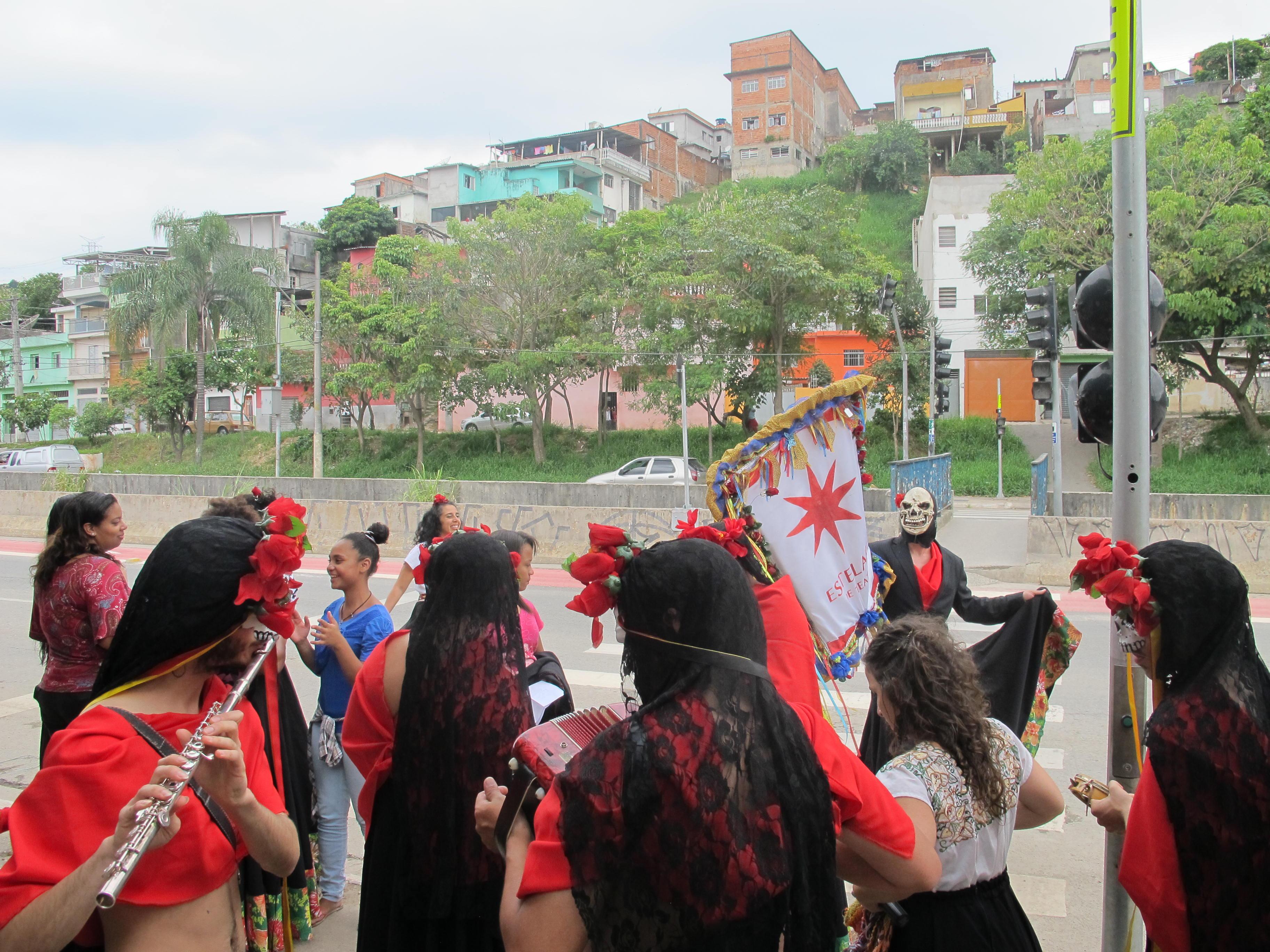 Proac Intervenção Brasilândia