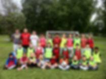 Trinity Soccer Club 2011