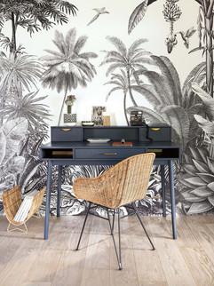 papier-peint-jungle-noir-et-blanc-vegeta