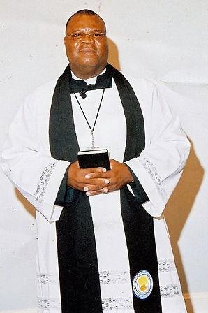 Pastor Joseph Brown