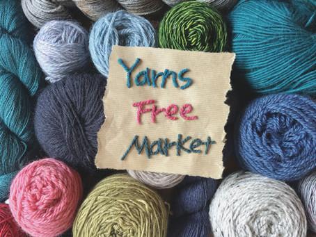 Yarnsフリーマーケット