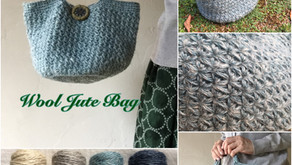 Wool Jute Bag ワークショップのお知らせ