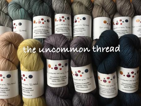 the uncommon thread 受注販売 秋