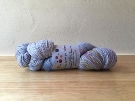 受注販売 その1.ベース糸とカラー、注文時のお願いについて