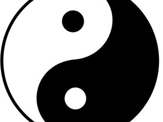 Yin and Yang…