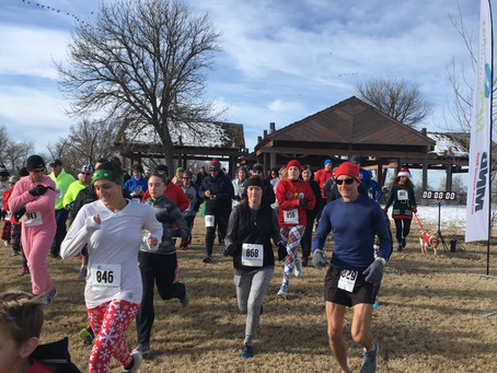 Fitness Series wraps up with Reindeer Run