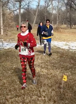 2018 Reindeer Run.kristy and dennis