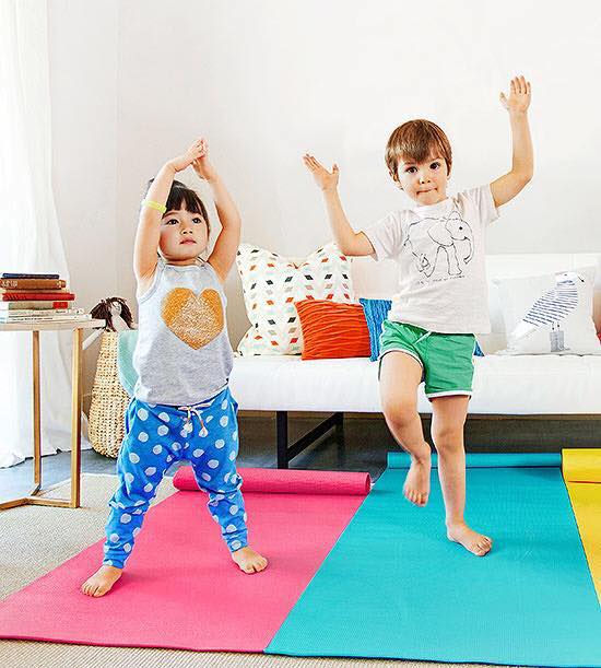 Yoga Play Group (2-5Y Olds)