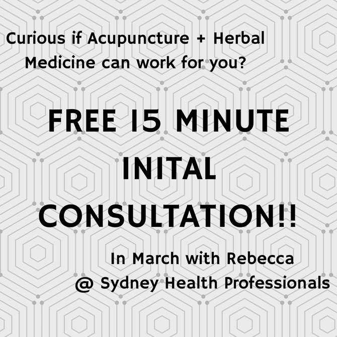 Free 15 Minute Initial Consultations