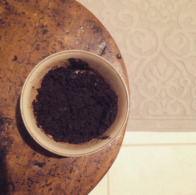 How to: make your own body scrub