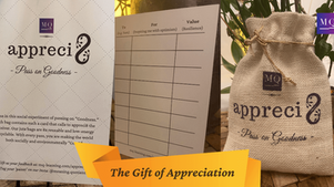 The Gift of Appreciation