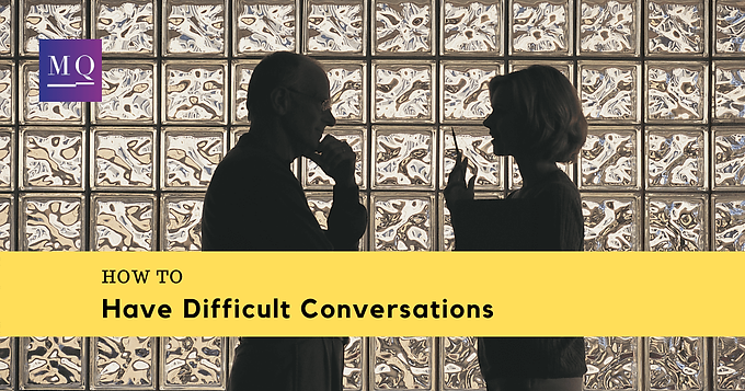 Online: How to Have Difficult Conversations