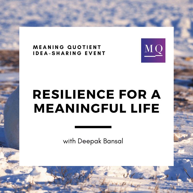 Feb 2020 |  Resilience | Zürich