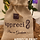 Thumbnail: Beautiful Small Jute Gift Bag (20 * 15 cm) with an Appreciation Card Game