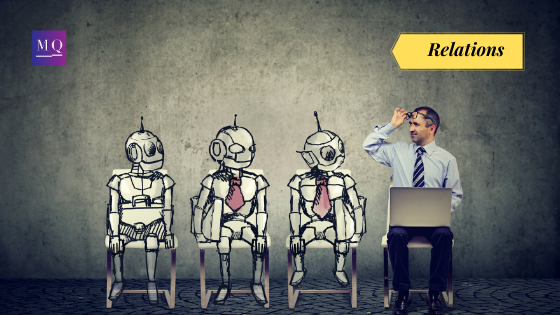 Relation to Technology in AI Society | MQ Learning