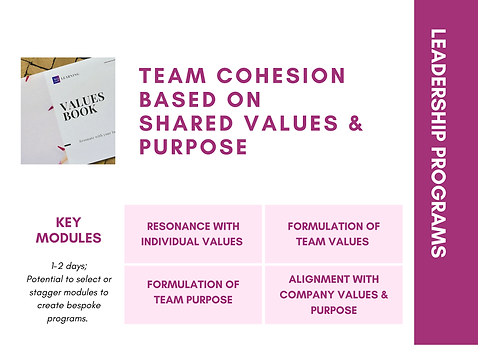 Team Values & Purpose