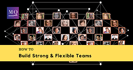 Online: How to Build Strong & Flexible Teams