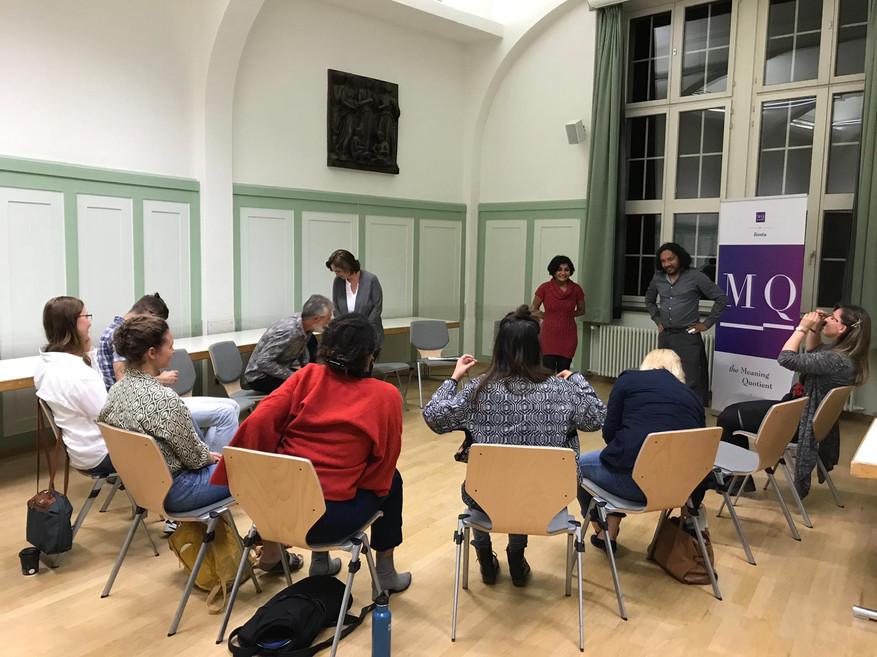 Transforming Society   MQ Learning