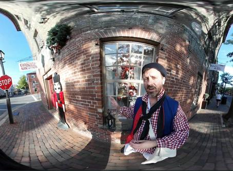 NOW RENTING: Take a Virtual Ghost Tour of Alexandria, Virginia!