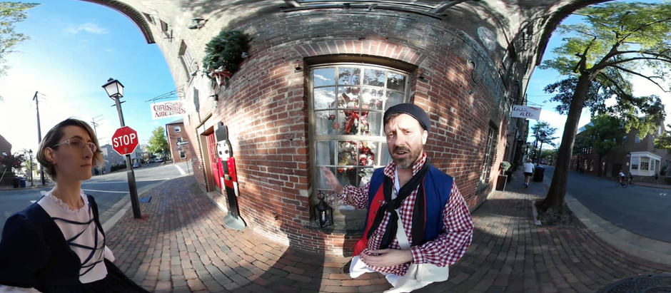NOW RENTING: Take a Virtual Ghost Tour of Alexandria, Virginia!