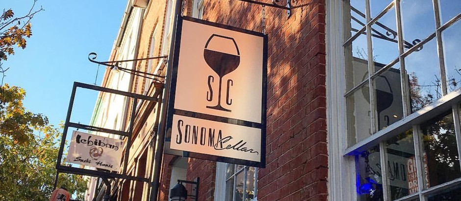 Sonoma Cellar in Old Town Alexandria!