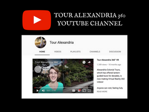 Tour Alexandria 360 Intro Video