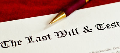 ohio lawyer probate wills small business